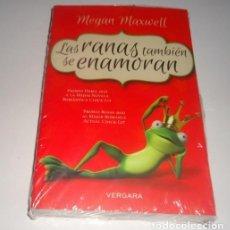 Libros: LAS RANAS TAMBIEN SE ENAMORAN POR MEGAN MAXWELL. Lote 98688275