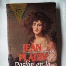 Libros: PASION EN LA CORTE BRITANICA.JEAN PLAYDY. Lote 101991471