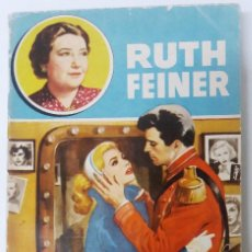 Libros: SUEÑOS DEL AYER. FEINER, RUTH. Nº74. 4º. SERIE AZUL.. Lote 103788767