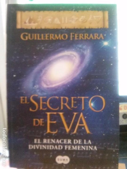 EL SECRETO DE EVA , GUILLERMO FERRARA. EDT SUMA (Libros Nuevos - Literatura - Narrativa - Novela Romántica)