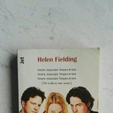 Libros: EL DIARIO DE BRIDGET JONES HELEN FIELDING JET DEBOLSILLO. Lote 110549852