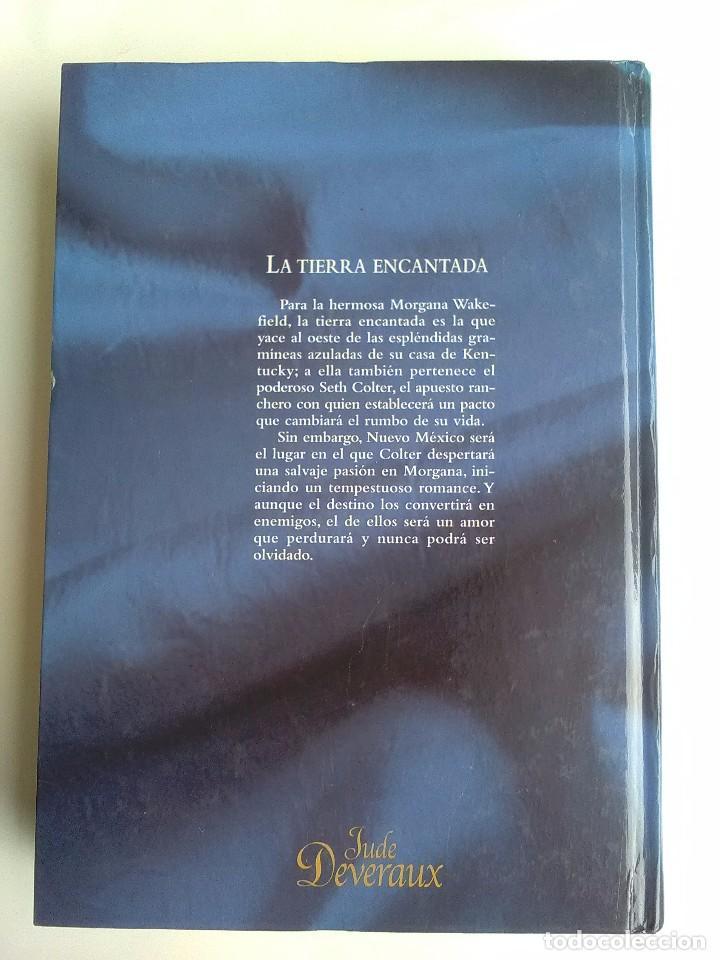 Libros: La Tierra Encanta - Foto 2 - 113281459