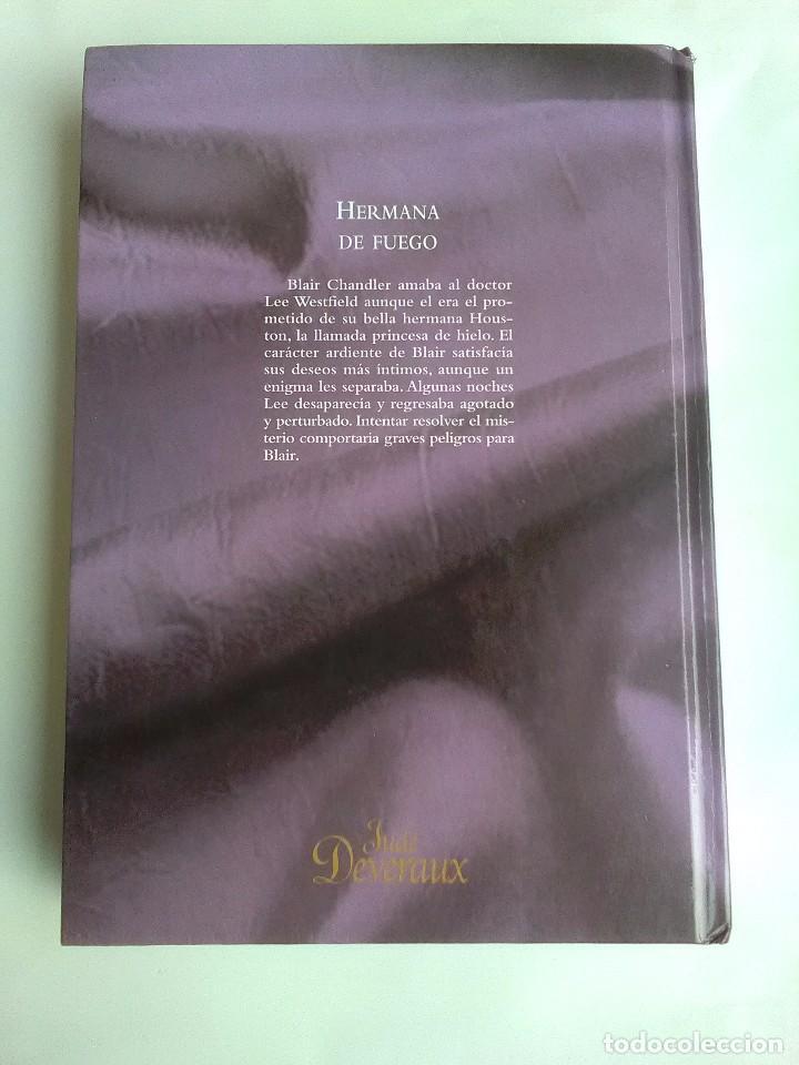 Libros: Hermana de Fuego - Foto 2 - 113281975