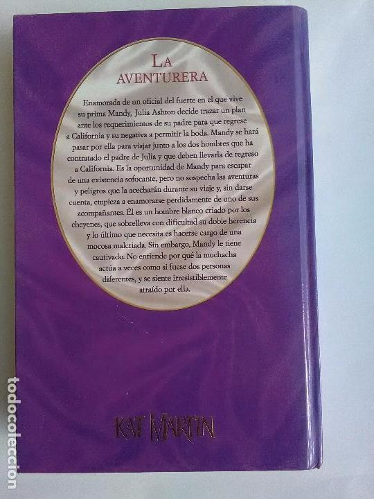 Libros: La Aventurera - Foto 2 - 113282439