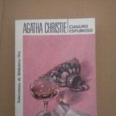 Libros: CIANURO ESPUMOSO. Lote 113511115