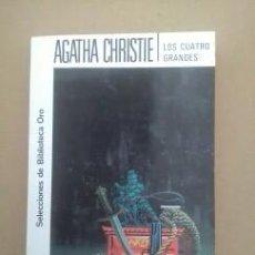 Libros: LOS CUATRO GRANDES. Lote 113511655