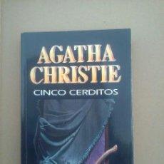 Libros: CINCO CERDITOS. Lote 113512363