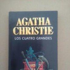 Libros: LOS CUATRO GRANDES. Lote 113513503