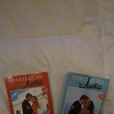 Libros: LOTE DOS NOVELAS JULIA. Lote 113727414