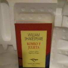 Libros: LIBRO ROMEO Y JULIETA. Lote 116131763