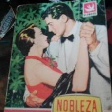 Libros: NOVELA ALONDRA NOBLEZA OBRIGA. Lote 132243626