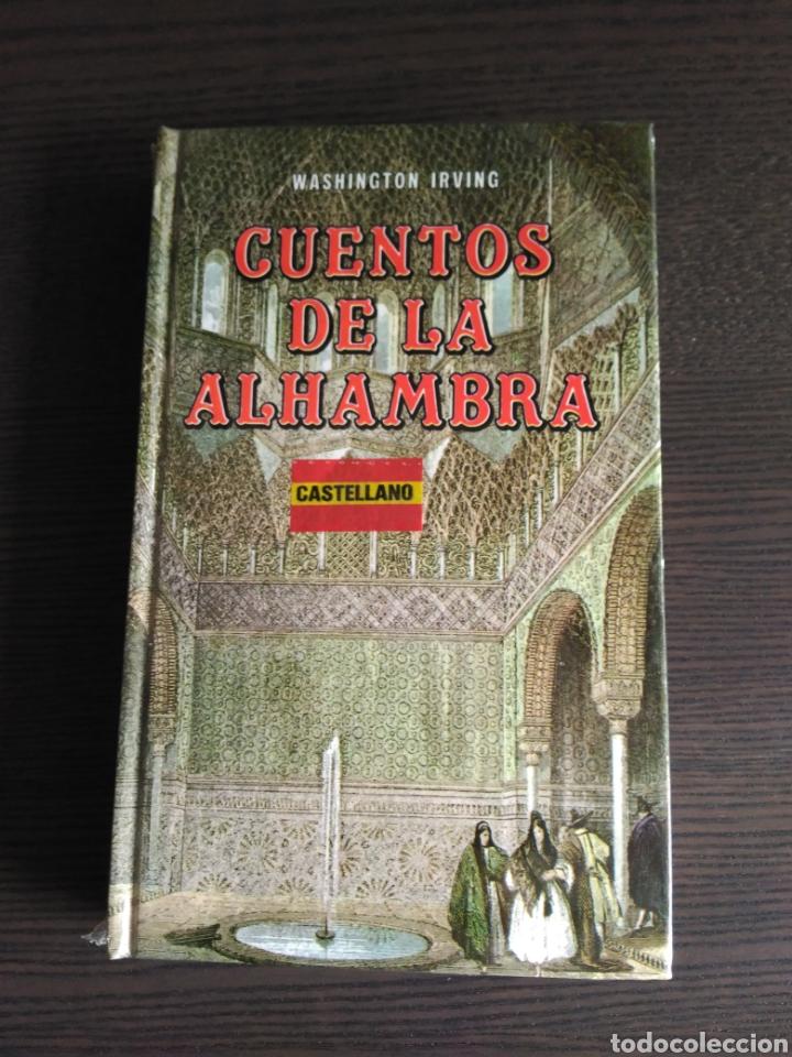 CUENTOS DE LA ALHAMBRA. WASHINGTON IRVING. EVEREST (Libros Nuevos - Literatura - Narrativa - Novela Romántica)