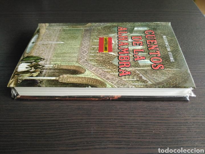Libros: Cuentos de La Alhambra. Washington Irving. Everest - Foto 3 - 134378902