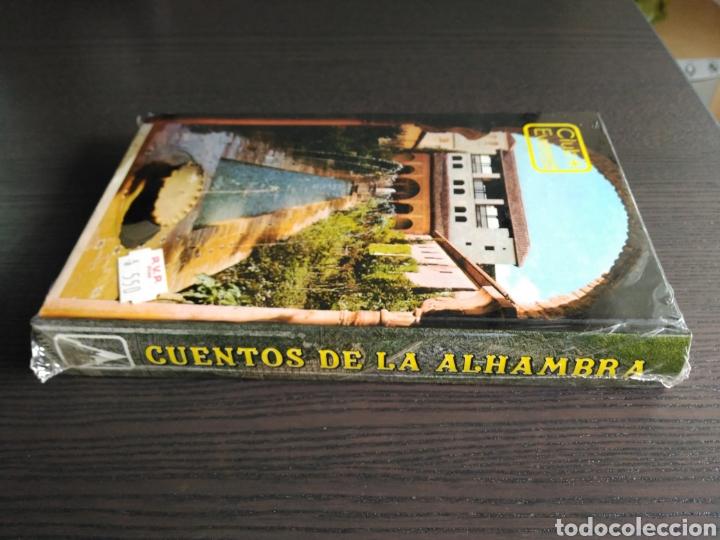 Libros: Cuentos de La Alhambra. Washington Irving. Everest - Foto 4 - 134378902