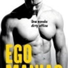 Libros: EGOMANIAC. Lote 139936588