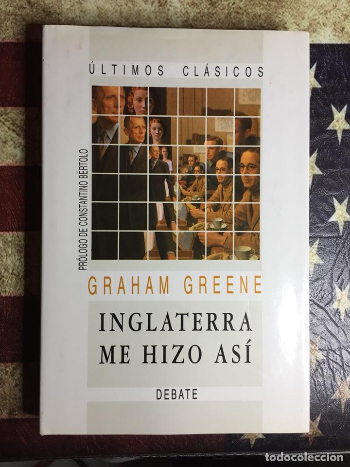 INGLATERRA ME HIZO ASÍ (Libros Nuevos - Literatura - Narrativa - Novela Romántica)