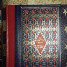 Libros: LA AZUCENA ROJA. Lote 141285676