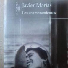 Libros: LOS ENAMORAMIENTOS. Lote 142978212