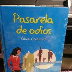 Libros: PASARELA DE ODIOS. Lote 144110482