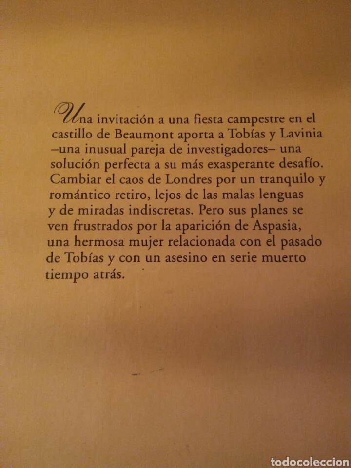 Libros: Amanda Quick Amantes y Sabuesos-B.S.A ediciones 2006 - Foto 4 - 149838174