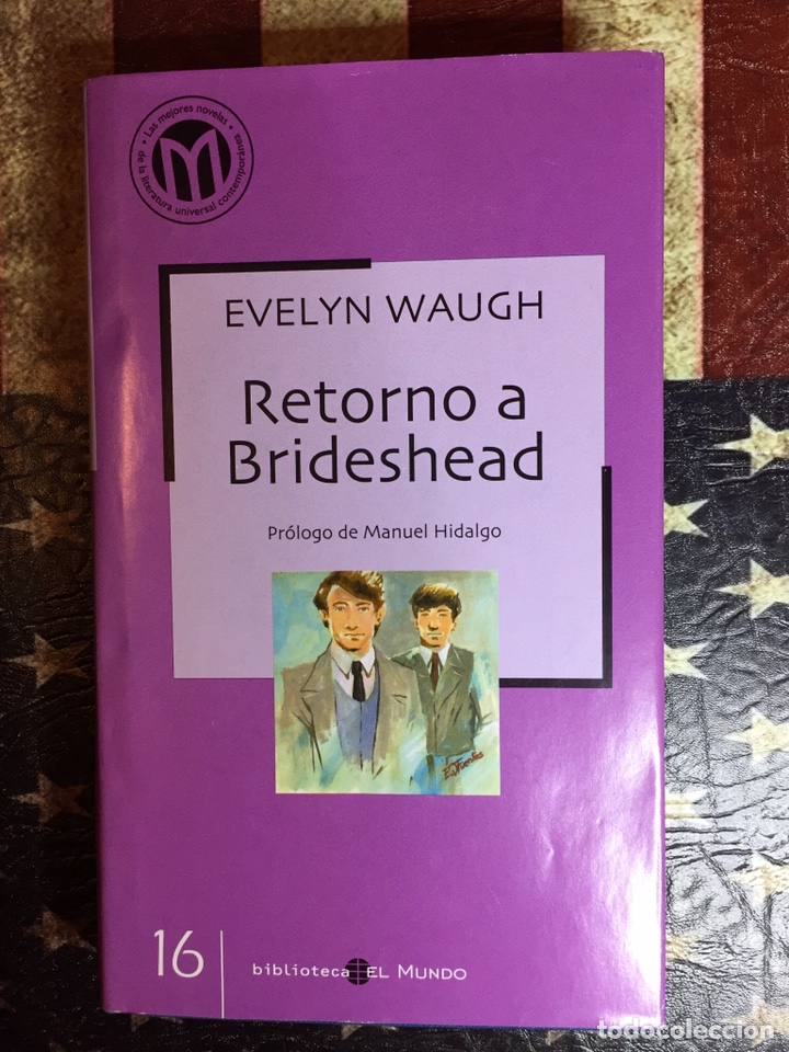 RETORNO A BRIDESHEAD (Libros Nuevos - Literatura - Narrativa - Novela Romántica)