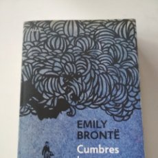 Libros: CUMBRES BORRASCOSAS EMILY BRÖNTE. Lote 153960741