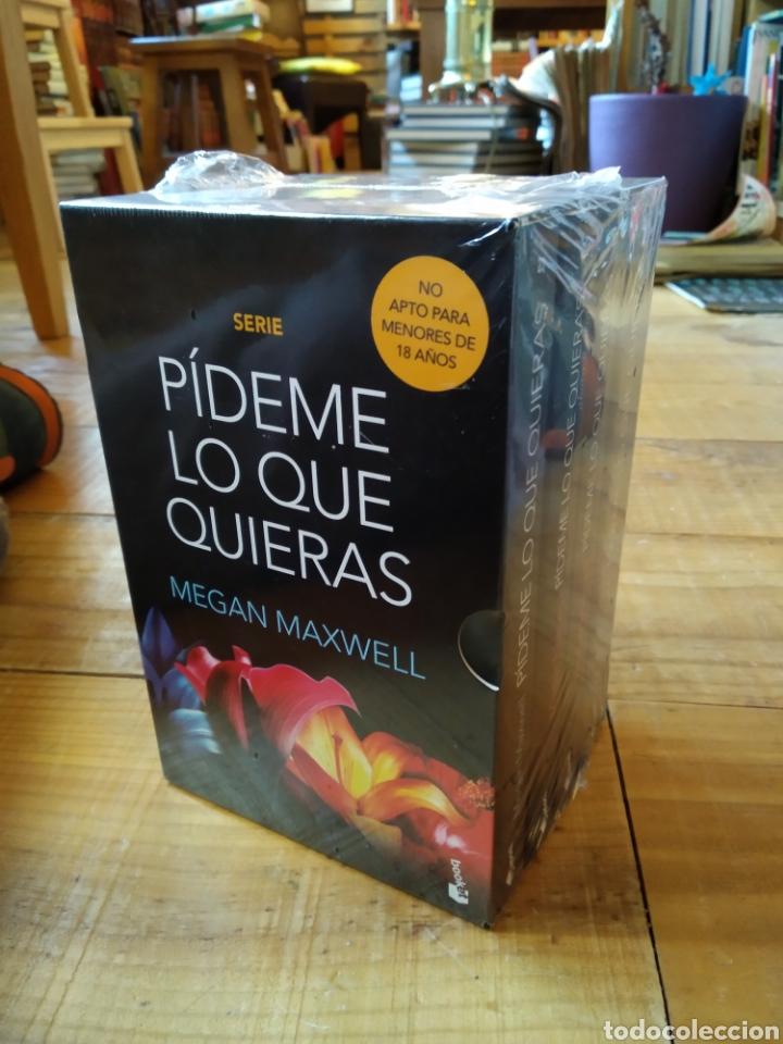 PIDEME LO QUE QUIERAS. MEGAN MAXWEL (Libros Nuevos - Literatura - Narrativa - Novela Romántica)