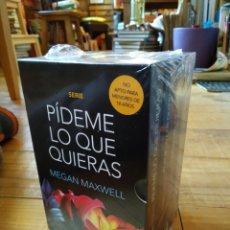 Libros: PIDEME LO QUE QUIERAS. MEGAN MAXWEL. Lote 155955866