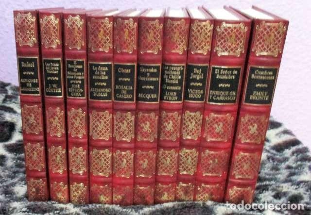 COLECCIÓN JOYAS DE LA LITERATURA ROMANTICA (Libros Nuevos - Literatura - Narrativa - Novela Romántica)