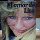 Libros: EL AMOR DE LISA MAX LUNDGREN. Lote 159424625