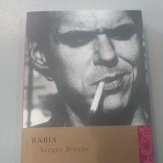 Libros: RABIA DE SERGIO BIZZIO. Lote 166009948