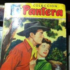 Libros: COLECCION PANTERA Nº 24 BRUGUERA J ENTRE DOS FUEGOS, A. ROLCEST. Lote 169469128