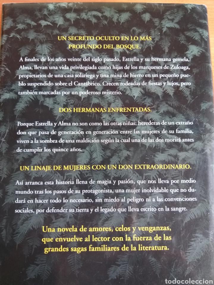 Libros: El bosque sabe tu nombre. Alaitz Leceaga - Foto 2 - 169818616