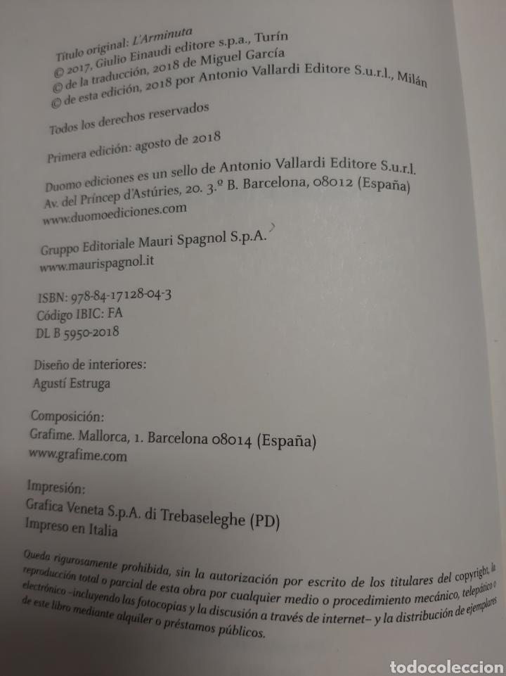 Libros: 2018 1 edición La Retornada Donatella di Pietrantonio historia maternidad el amor el abandono - Foto 3 - 171297274