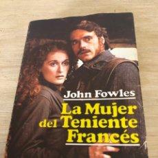Libros: LA MUJER DEL TENIENTE FRANCES. Lote 172683839