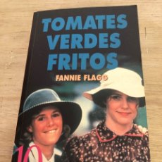 Libros: TOMATES VERDES FRITOS. Lote 172685789