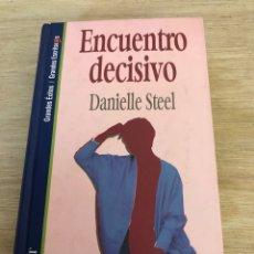 Libros: ENCUENTRO DECISIVO. Lote 172753139
