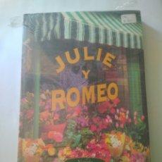 Libros: JULIE Y ROMEO JEANNE RAY.ATLANTIDA.PRECINTADO NUEVO. Lote 174974803
