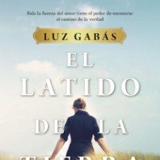 Libros: EL LATIDO DE LA TIERRA. LUZ GABÁS.. Lote 179538245