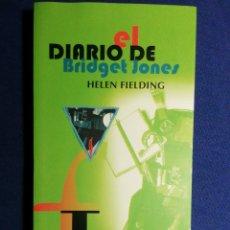 Libros: DIARIO DE BRIDGET JONES. HELEN FIELDING. NUEVO. Lote 180138502