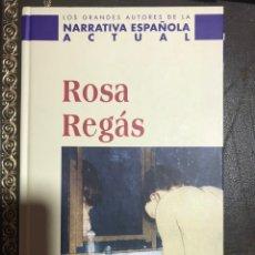 Libros: LA CANCIÓN DE DOROTEA. ROSA REGAS.. Lote 182108707