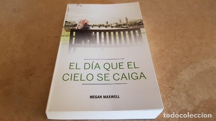 Libros: MEGAN MAXWELL / CONJUNTO DE 3 LIBROS NUEVOS. - Foto 3 - 182965781