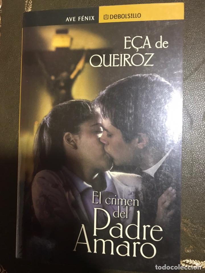 EL CRIMEN DEL PADRE AMARO ECA DE QUEIROZ (Libros Nuevos - Literatura - Narrativa - Novela Romántica)