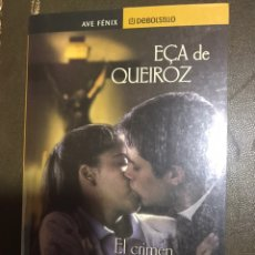 Libros: EL CRIMEN DEL PADRE AMARO ECA DE QUEIROZ. Lote 183429141