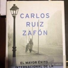 Libros: LA SOMBRA DEL VIENTO CARLOS RUIZ ZAFON. Lote 183609521