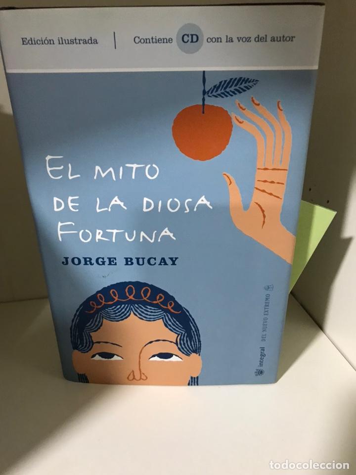 JORGE BUCAY EL MITO DE LA DIOSA FORTUNA (Libros Nuevos - Literatura - Narrativa - Novela Romántica)