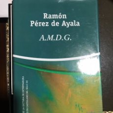 Libros: RAMÓN PÉREZ DE AYALA A. M. D. G.. Lote 184130880