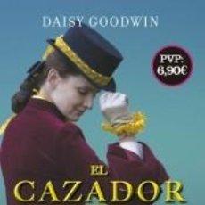 Libros: EL CAZADOR DE FORTUNAS: LA VERDADERA HISTORIA DE SISSI Y EL CAPITÁN INGLÉS QUE CONQUISTÓ SU CORAZÓN. Lote 188608800