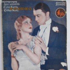 Libros: VIDAS TRUNCADAS , - ANN HARDING -EDICIONES BISTAGNE - LA NOVELA SEMANAL CINEMATOGRÁFICA Nº 152. Lote 189585843