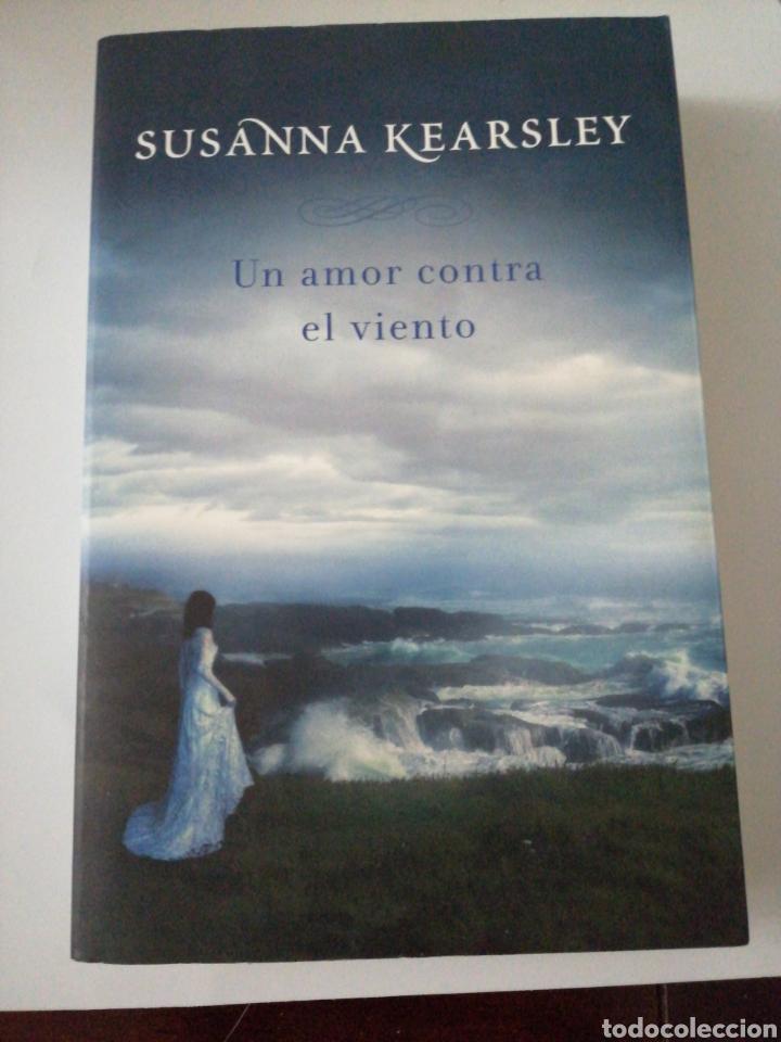 UN AMOR CONTRA EL VIENTO SUSANNA KEARSLRY (Libros Nuevos - Literatura - Narrativa - Novela Romántica)